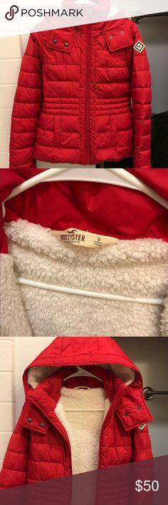 Hollister Down Hooded Jacket NWOT Never Worn - Warm, Yet Lightweight - Women's Hooded Down Jacket Hollister Jackets & Coats Puffers