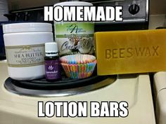 It's a Mom Life: Homemade Lotion Bars