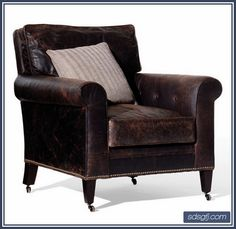 Modern Perfect Leather Reading Chair Interior Design - http://sdsgfj.com/modern-perfect-leather-reading-chair-interior-design/