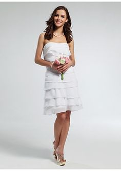 fa4766c7bba Casual Outdoor Wedding Dresses 2nd Wedding Dresses