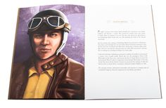 The collection includes The Motorcycle Marvel, which honours the legendary winemaker Günter Brözel, who was at Nederburg from 1956 to 1989. He played a leading role in building Nederburg's reputation as the most awarded winery in South Africa.