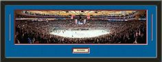 NHL - New York Rangers - Madison Square Garden Framed Panoramic With Team Color Double Matting & Name plaque Art and More, Davenport, IA http://www.amazon.com/dp/B00HG8L7ME/ref=cm_sw_r_pi_dp_ms8Eub0DPRBE4