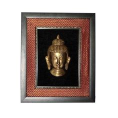Buddha Wall Hanging  - FOLKBRIDGE.COM | Buy Gifts. Indian Handicrafts. Home Decorations.