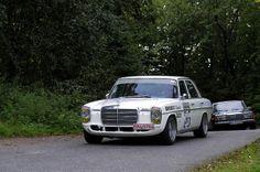 Mercedes-Benz W 115 Brabus