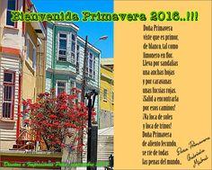 Bienvenida a la Primavera 2016. Diseños e Impresiones Peña #dimpena #valparaiso #chile