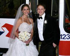 Love: Wedding: Courtney Wootten and Gabriel Gliwa
