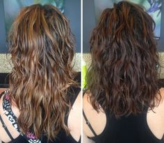 Before & After Color and Devacut