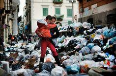 Naples Garbage
