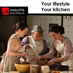 Since the beginning of time the kitchen has been the centre of the house. A place where families gather and children experience the pleasure of licking out the icing bowl. Easylife Kitchens George wishes you a fabulous Sunday with the family in the kitchen. #lifestyle #memories #Ilovemykitchen