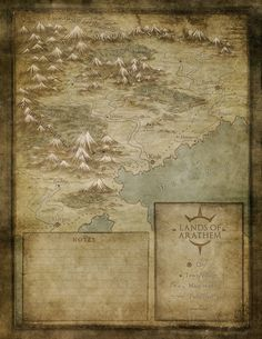 Oraven - Lands of Arathem by MaximePLASSE on deviantART