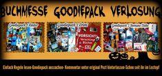 Leserattes Bücherwelt: FBM 2016   Goodiepackverlosung
