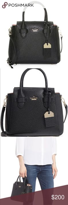 77139e7525 Kate Spade carter street Kylie satchel Crossbody New with tags 100%  authentic Kate spade Color