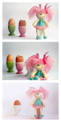 Amigurumi Unicorn Girl Doll Free Pattern Unicorn Ears, Unicorn Doll, Amigurumi Doll, Amigurumi Patterns, Crochet Patterns, Last Stitch, Magic Circle, Hello Dear, Stitch Markers