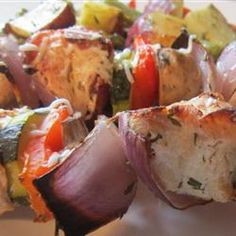 Bacon Ranch Chicken Skewers - Allrecipes.com