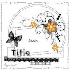 ScrapBook Ideas: sketch 11 y 50 para LDA