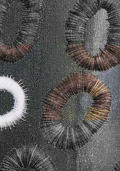Textile, Beginnings, Series II  By Elisa Markes Young