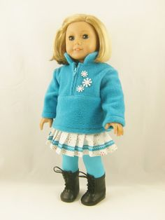 American Girl Doll Clothes Other 18 Inch Dolls by dressurdolly2