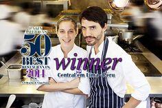50 Best América Latina conheça os vencedores dos prêmios especiais - http://superchefs.com.br/noticias-de-gastronomia/50-best-america-latina-conheca-os-vencedores-dos-premios-especiais/ - #50MelhoresRestaurantesDaAméricaLatina, #PíaLéon, #RestauranteCentral, #RevistaBritânicaRestaurant, #VirgílioMartínez