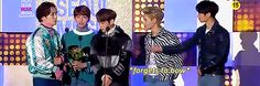 160114 25th High1 Seoul Music Awards' #Shinee #Minho #Taemin #2min