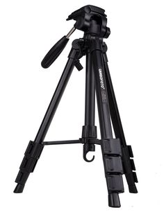 LimoStudio Digital Photography 50 Camera Camcorder Tripod with Deluxe Tripod Carrying Bag AGG304V2