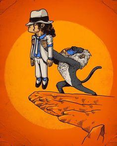 The KING Michael Jackson