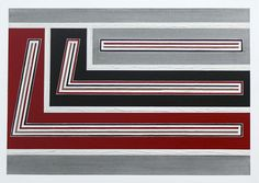 Darryn George, Poutama #10, 2008 Projects To Try, Contemporary, Rugs, Gallery, Artist, Painting, Home Decor, Maori, Farmhouse Rugs