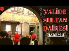 Padişahın Annesi Nerede Yaşıyordu ? - Harem 5 - Valide Sultan Dairesi - YouTube Sultan, Istanbul, Youtube