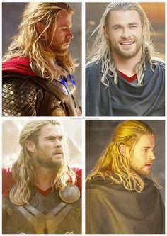Marvel - Thor: The Dark World Marvel Heroes, Marvel Dc, Snowwhite And The Huntsman, All Avengers, Thor Cosplay, Hemsworth Brothers, Lady Sif, Chris Hemsworth Thor, The Dark World