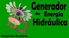 Proyectos   Generador De Energía Hidráulica (muy fácil de hacer)