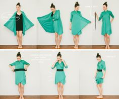 Multi-Wear Wrap - This Is Not An Egg by VIDA VIDA 3qotWNMnXD