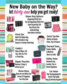 Thirty-one Gifts Canada www.mythirtyone.ca * Styles and patterns may vary