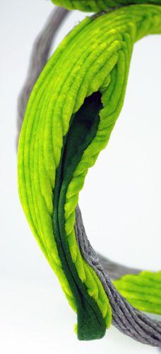 Textile Art Sculpture, Jenny Ford.