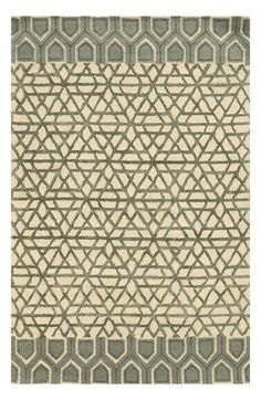 Rizzy Home 'Iron Gate Twists' Hand Tufted Area Rug