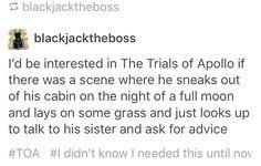 Trials of Apollo excerpt