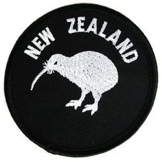 Flags, Badges & Insignia | Army & Outdoors  New Zealand Kiwi Patch These circular, Velcro patches are rec Velcro Patches, Flag Patches, Samoan Flag, South African Flag, New Zealand Flag, Best Flags, Silver Fern, Army Gifts, Australian Flags