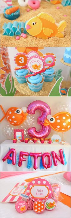 3rd birthday party ideas for girl ice cream cute under the sea party 3rd birthday parties third birthday ideas 200 best girls party ideas images on pinterest in 2018 dessert