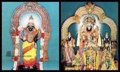 Shri Velnedunkanni Amman (L) and Shri Kolavamana Perumal (R) It is also believed that when Vishnu took his Vamana avatara to subdue MahaBali Chakravarthy, he had come and worshipped Vennainaathar at Sikkal to give him the required prowess to defeat Mahabali. He still resides in the temple precincts as Kolavamana Perumal and continues to bless the devotees who visit him. The temple has been visited by Narada, Vishwamitra Maharishi, Agastya, Kaatyaayanar, Muchukunda Chakravarthi and many…