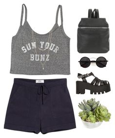 """""""Untitled #759"""" by fashion-princes ❤ liked on Polyvore featuring MANGO, Billabong, Kara, Chicnova Fashion, Windsor Smith and Forever 21"""