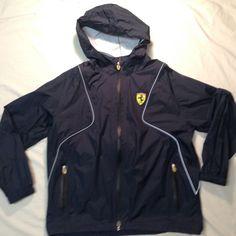NWT Snap On SnapOn Tools Windbreaker Rain Jacket Coat Rainwear