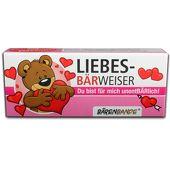 Liebes-BÄRweiser Traubenzucker