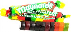 When you get a pack of wine gums with mainly blacks and reds!