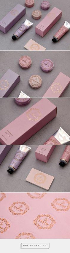 Cartee Packaging by Onion Design Associates | Fivestar Branding – Design and…