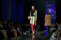The Jean Paul Gaultier show in Beijing  Photo by Katharina Hesse