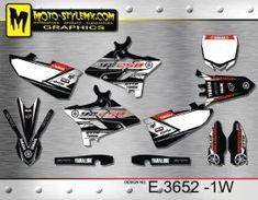 Yamaha YZ 125-250 '15-'19 Moto-StyleMX graphics decals kits Yamaha Yz 125, Custom Design, Decals, Graphics, Kit, Motorbikes, Bespoke Design, Tags, Charts
