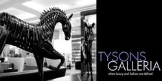 Tysons Galleria - Upscale Shopping Mall in Tysons Corner, Washington DC