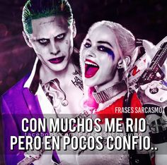 Harley quinn sad quotes: pin de gloria ramos en joker t sarcasmo sarcasmo. False Friends, Best Friends, Harey Quinn, Cute Spanish Quotes, Madly In Love, Love Messages, Sad Quotes, Bff, Joker