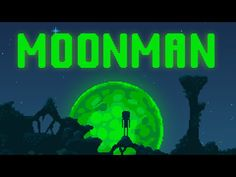 Universityissue Moonman is a 2D procedurally-generated adventure game - Universityissue