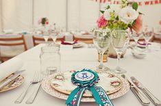 Festival Inspired Backyard Wedding: Lucy + Graham