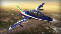 Frecce Tricolori Flight Sim v1.0  Mod Apk Mod  Data http://www.faridgames.tk/2016/11/frecce-tricolori-flight-sim-v10-mod-apk.html