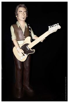 Chocolate Bruce Springsteen | Blogness on the Edge of Town